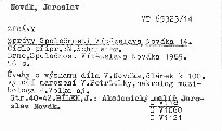 Zprávy Společnosti Vítězslava Nováka 14