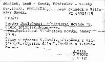 Zprávy Společnosti Vítězslava Nováka 15