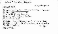 Dramatické umění '90                         (Sv. 1)
