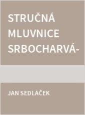 Stručná mluvnice srbocharvátštiny