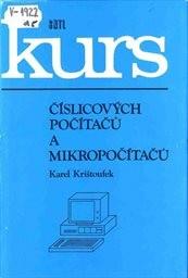 Kurs číslicových počítačů a mikropočítačů