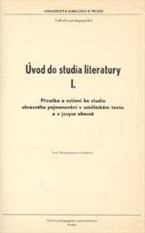 Úvod do studia literatury 1