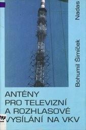 Antény pro televizní a rozhlasové vysílání na VKV