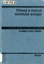 Přenos a rozvod elektrické energie