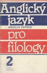 Anglický jazyk pro filology 2.