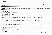 Bibliografie novin a časopisů na Moravě a ve Slezsku v letech 1918-1945