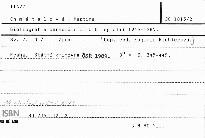 Bibliografie personálních bibliografií 1945-1985                         (Sv. 2)