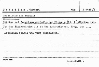 Geschichte und Gestalt                         (Bd. 1)