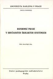 Reformní praxe v současných školských systémech