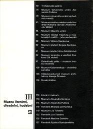 Muzea v Moskvě a v okolí