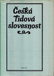 Česká lidová slovesnost