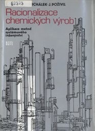 Racionalizace chemických výrob