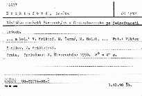 Návštěva manželů Škvoreckých v Československu po jednadvaceti letech