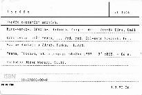 Typáře okresních archívů
