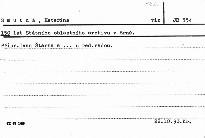 150 let Státního oblastního archivu v Brně