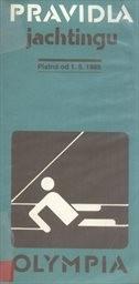Mezinárodní závodní pravidla jachtingu