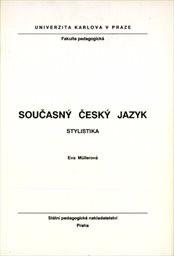 Současný český jazyk