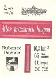 Atlas pražských hospod                         (Díl 2)