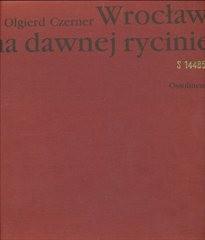 Wroclaw na dawnej rycinie