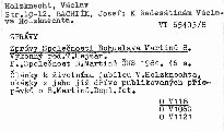 Zprávy Společnosti Bohuslava Martinů 8