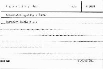 Informační systémy v ČSSR