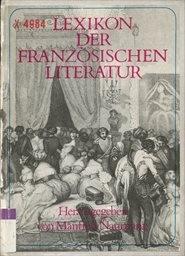 Lexikon der französischen Literatur