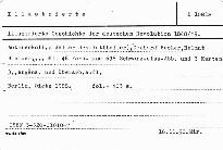 Illustrierte Geschichte der deutschen Re
