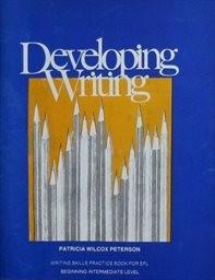 Developing Writing
