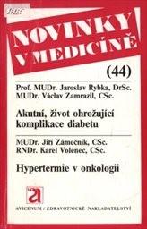 Akutní, život ohrožující komplikace diabetu