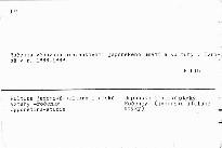 Notiziario 1988-89