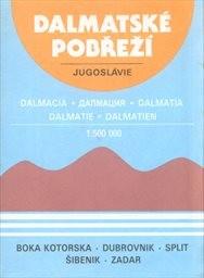 Dalmatské pobřeží Jugoslávie