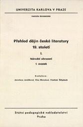 Přehled dějin české literatury 19. století