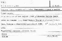 Poslední pokus českého exilu kolem Komenského
