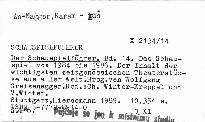 Der Schauspielführer                         (Bd. 14,)