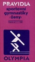 Pravidla sportovní gymnastiky
