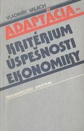 Adaptácia - kritérium úspešnosti ekonomi