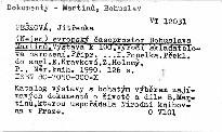 Časoprostor Bohuslava Martinů
