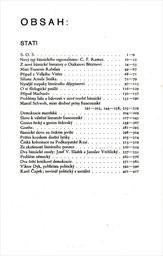 Šaldův zápisník                         (4)