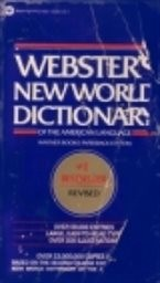 Webster's New World Dictionary of the American Lan