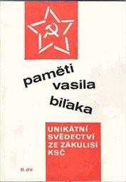 Paměti Vasila Biľaka                         (Díl 2)