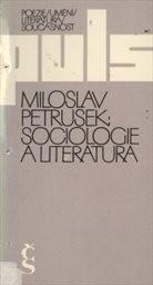 Sociologie a literatura