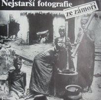 Nejstarší fotografie ze zámoří