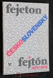Československý fejeton/fejtón 1975-1976