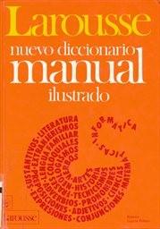 Larousse nuevo diccionario manual ilustr