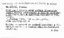 Stůl paní Stelly, němý svědek životních osudů Stelly Zázvorkové a jejích návštěvníků