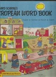 Richard Scarry's European Word Book