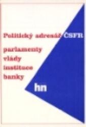 Politický adresář ČSFR