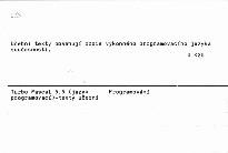 Turbo Pascal 5.5 a technologie objektově