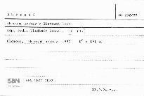 Okresní archív v Olomouci 1989