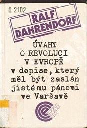 Úvahy o revoluci v Evropě v dopise, který měl být zaslán jistému pánovi ve Varšavě